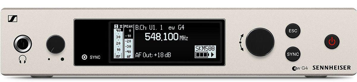 Sennheiser EW 500 G4-965 Sistema Sem Fio EW500G4-965 com capsula super cardioide