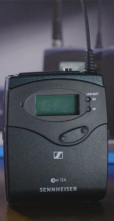 Sennheiser EW 512P G4 Sistema sem fio EW512P-G4 para microfone de lapela