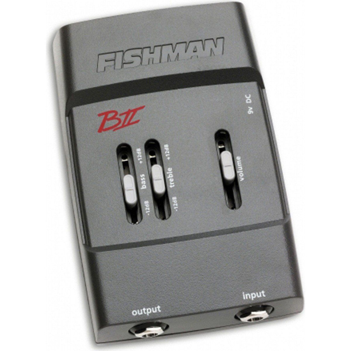 Fishman Mod BA2 B-II Bass Pré-Amplificador Ideal para Baixo Acústico