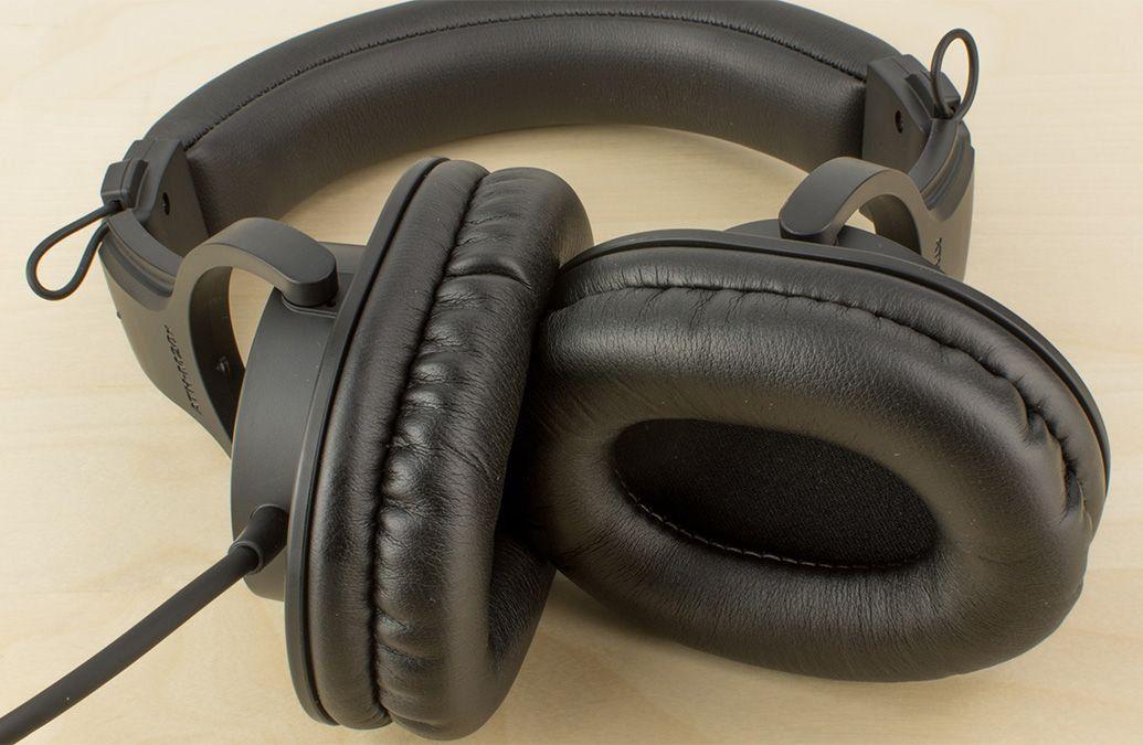 ATH M20X Audio Technica M20x Fone de Ouvido ATH M20X