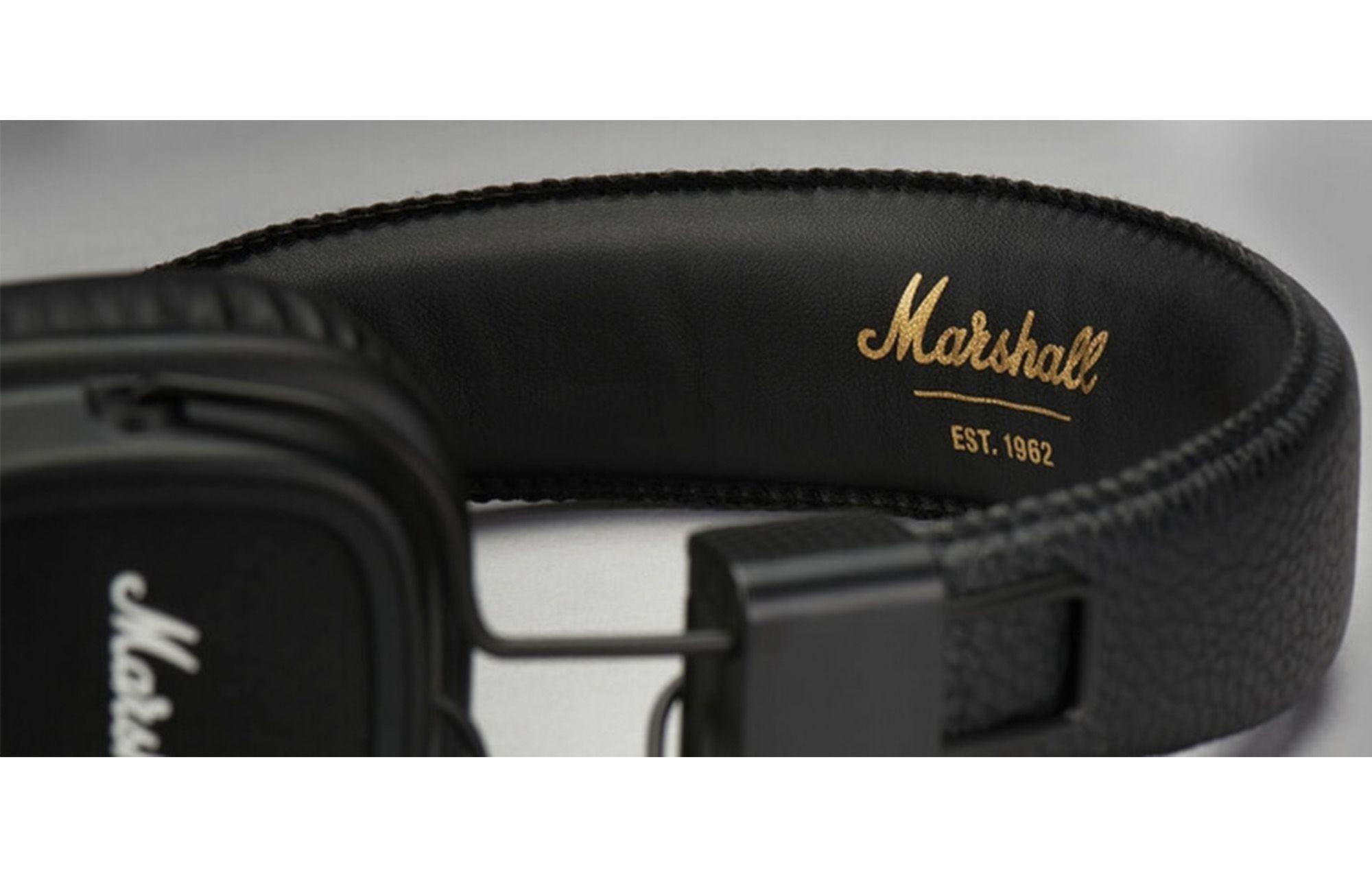 Marshall Major II Fone de Ouvido Major-II Fechado Classic Vintage Retro