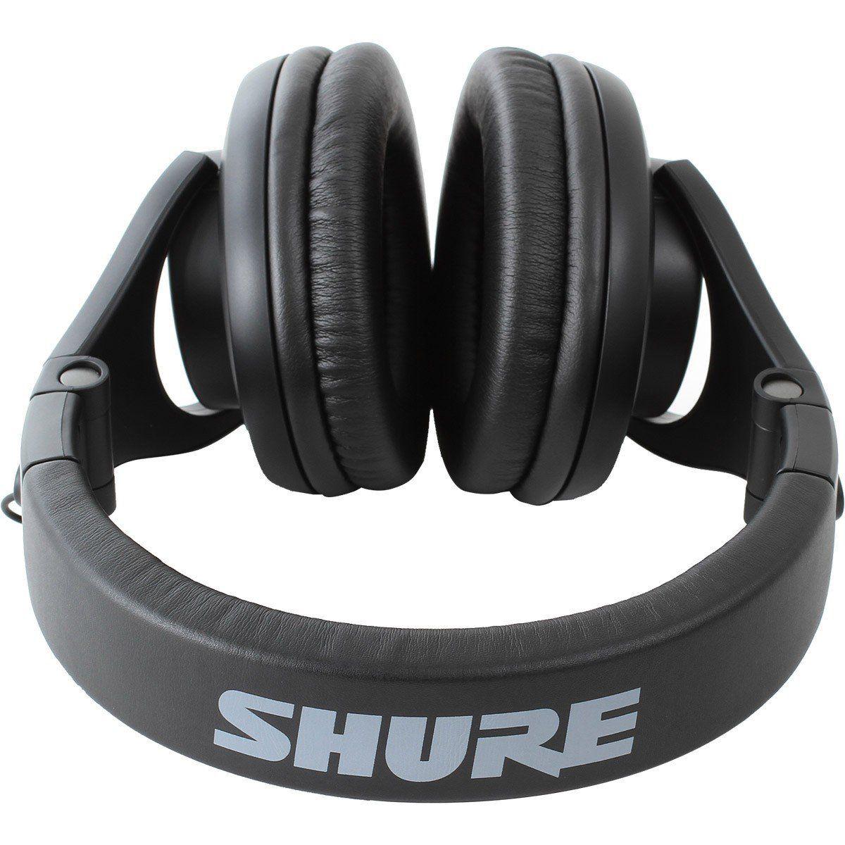 Shure SRH 440 Fone de Ouvido SRH-440 Fechado Profissional para Estúdio