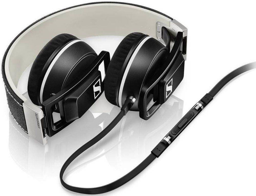 Sennheiser Urbanite Black Fone de ouvido Urbanite-Black Fechado para Dj Profissional