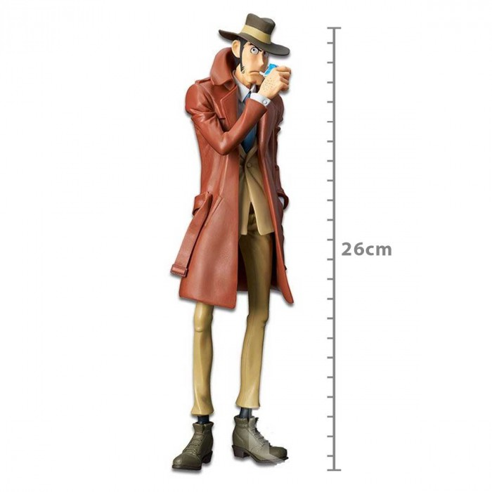 Funko Pop Lupin III Inspector Zenigata Master Star Piece 28390/28391