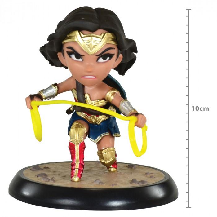 Funko Pop Mulher Maravilha Com Laço DC Comics QFIG DCC0604