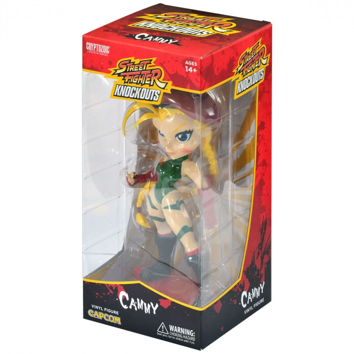 Funko Pop Street Fighter Cammy Knock Out