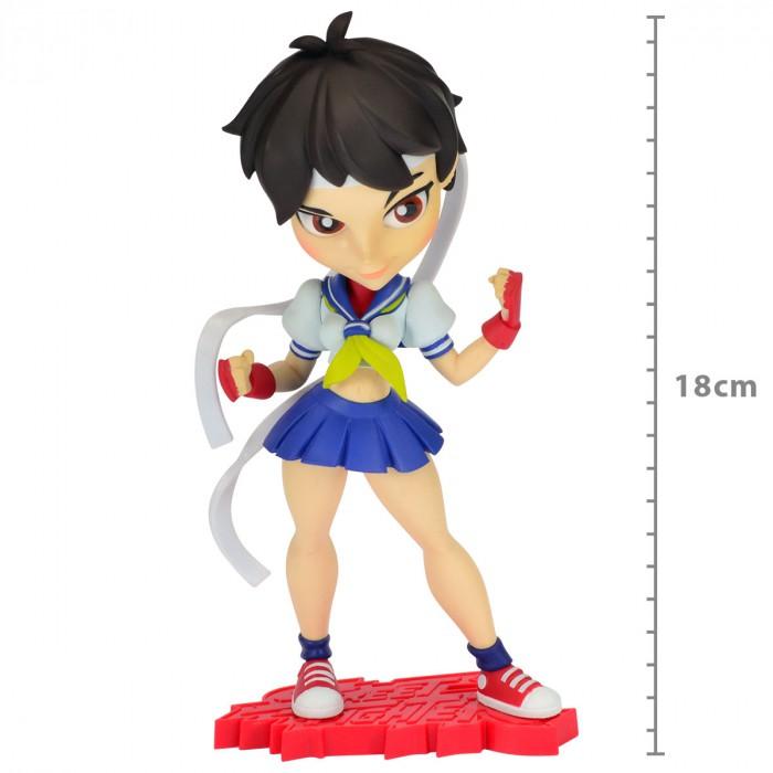 Funko Pop Street Fighter Sakura Knock Out Serie 1