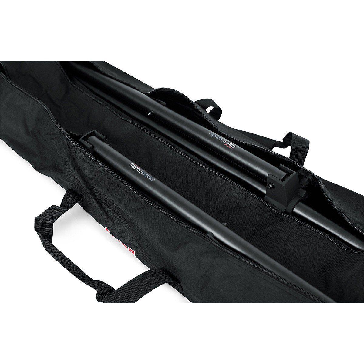 Gator GPA-Spkstdbg-58DLX Bag Gator GPA Spkstdbg 58DLX para 2 Tripés de Caixa de Som