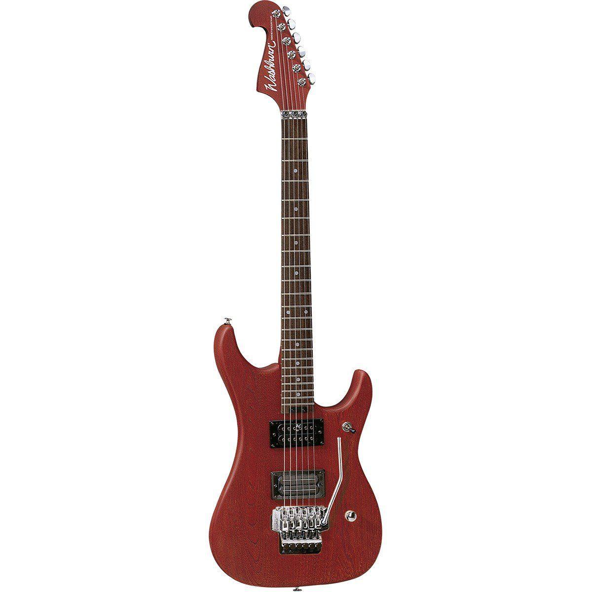 Washburn N2 Guitarra Nuno Bettencourt com Bag para Pequenas Apresentações