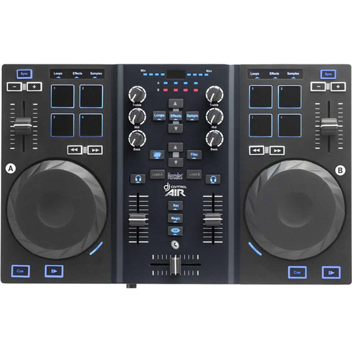 Usado - Controladora Dj Hercules DJ Control Air Usb
