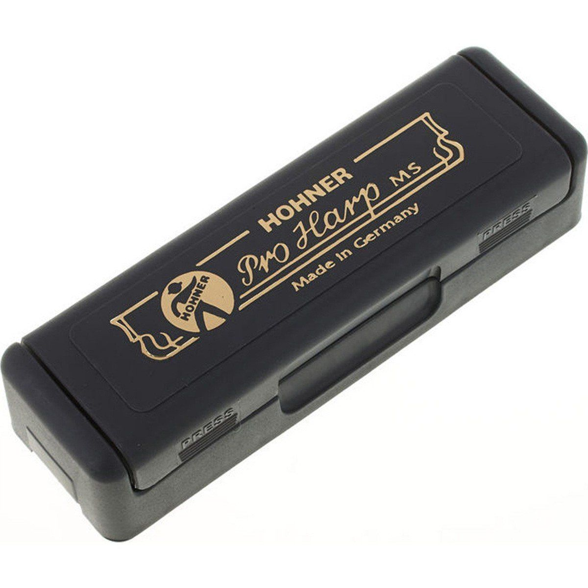 Hohner Pro Harp 562/20 Ms Gaita Harmônica Ideal para Rock