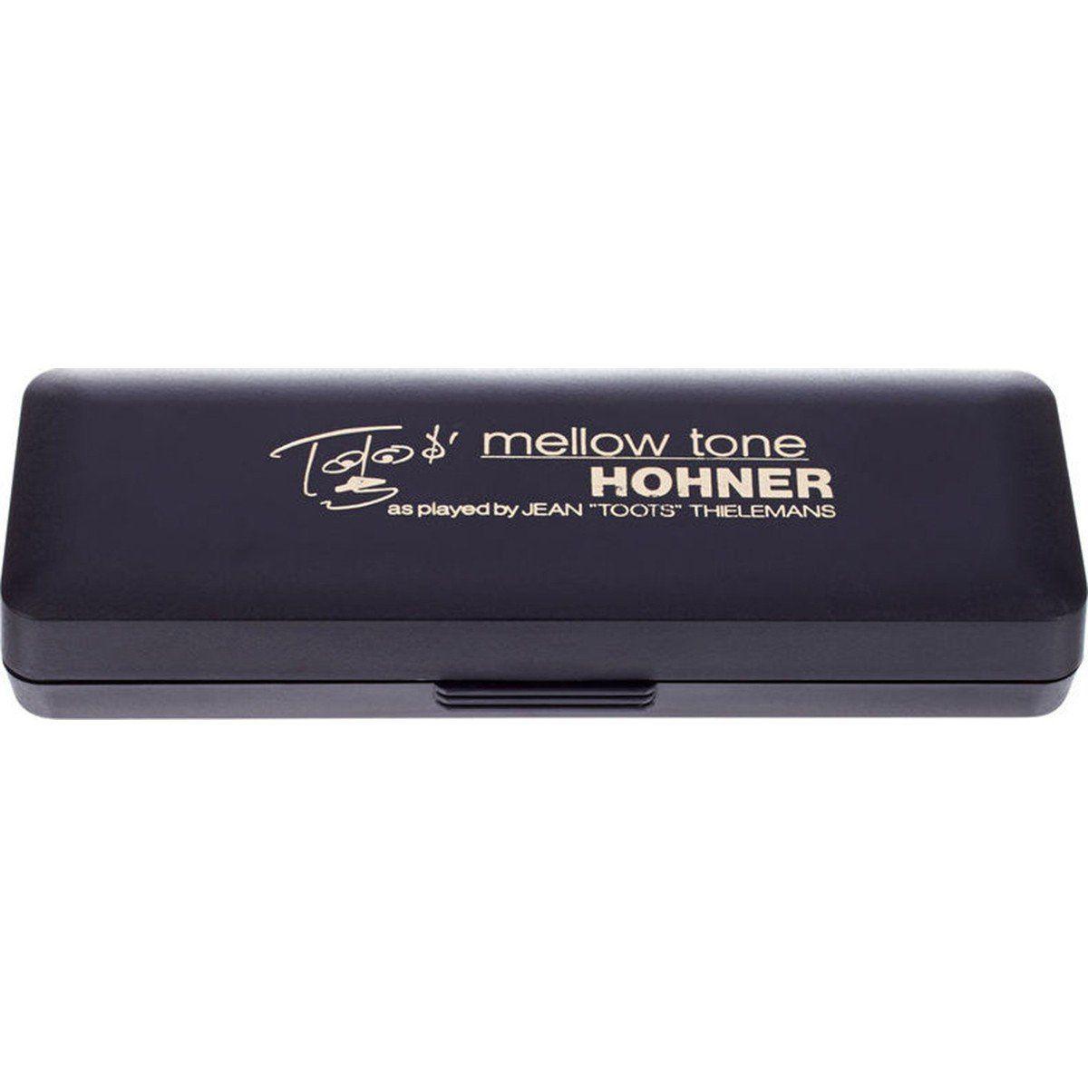 Hohner Toots Mellow Gaita Harmônica Tone 7538/48 Ideal para Jazz
