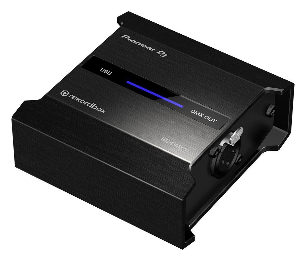Pioneer RB-DMX1 interface RBDMX1 para Iluminação no Lightning do Rekordbox Dj