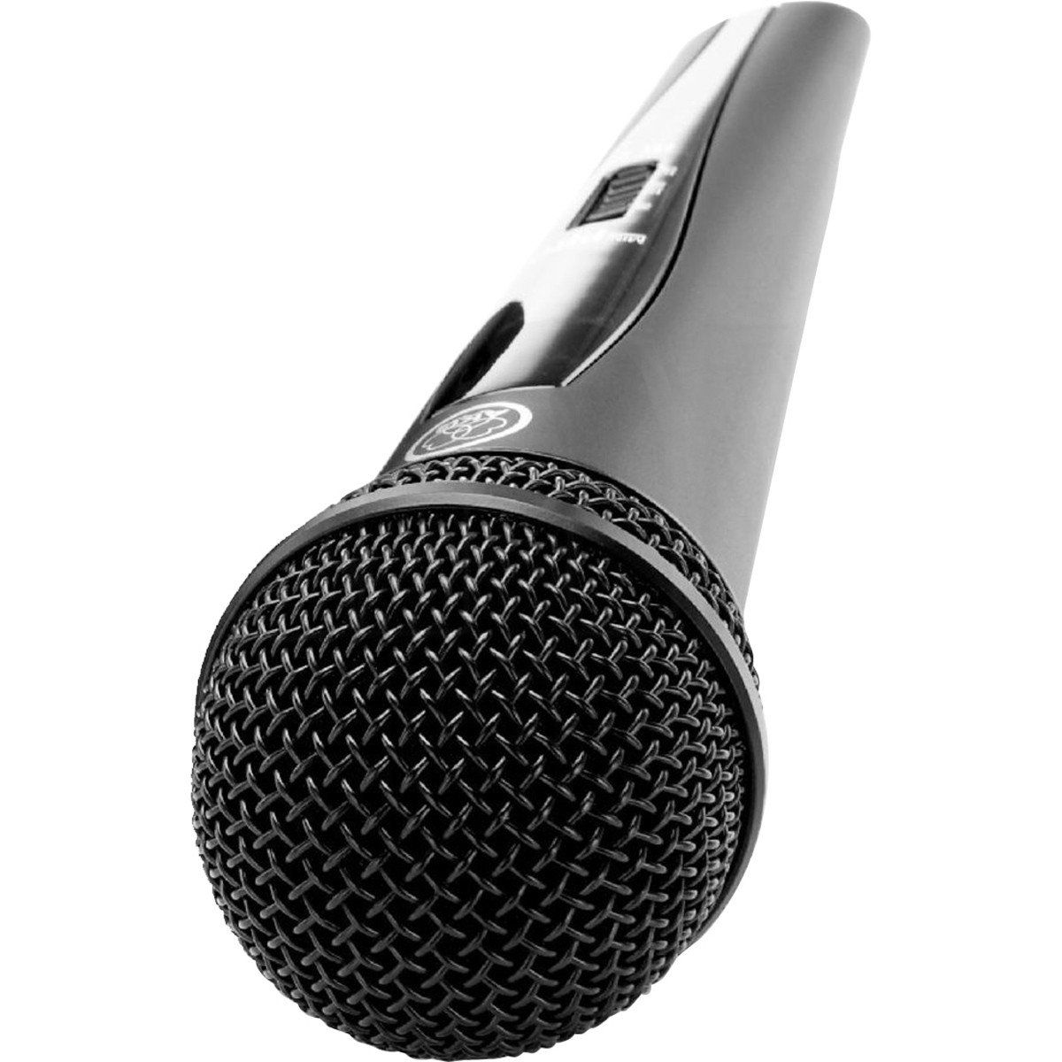 Akg WMS40 Mini Dual Vocal Instrumental Microfone Sem Fio Akg WMS-40 Mini