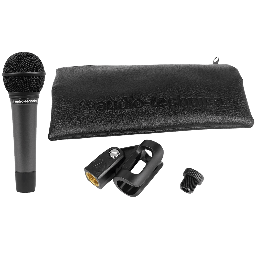 ATM510 Audio Technica ATM 510 Microfone de Palco Atm510