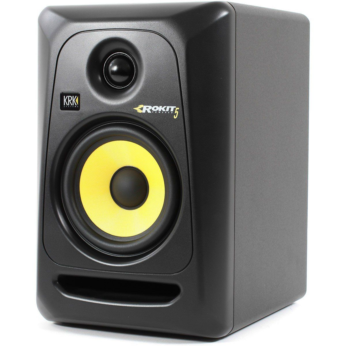 Usado - KRK RP5 G3 Rokit Powered Monitor de Áudio de Referencia para Estúdio
