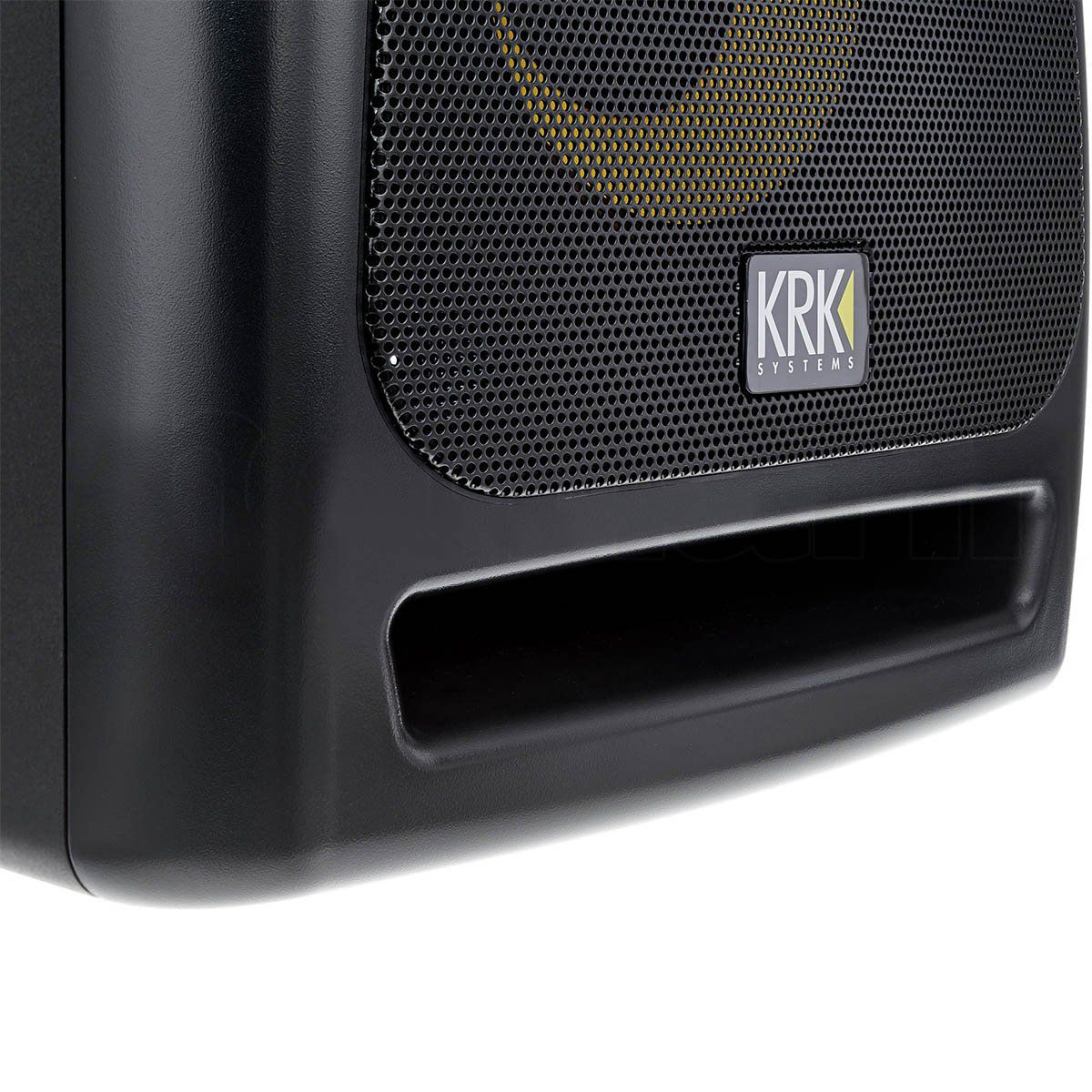Krk Rokit 10s Powered Subwoofer Monitor de Audio Ativo Krk RP10S Rokit Powered 150W