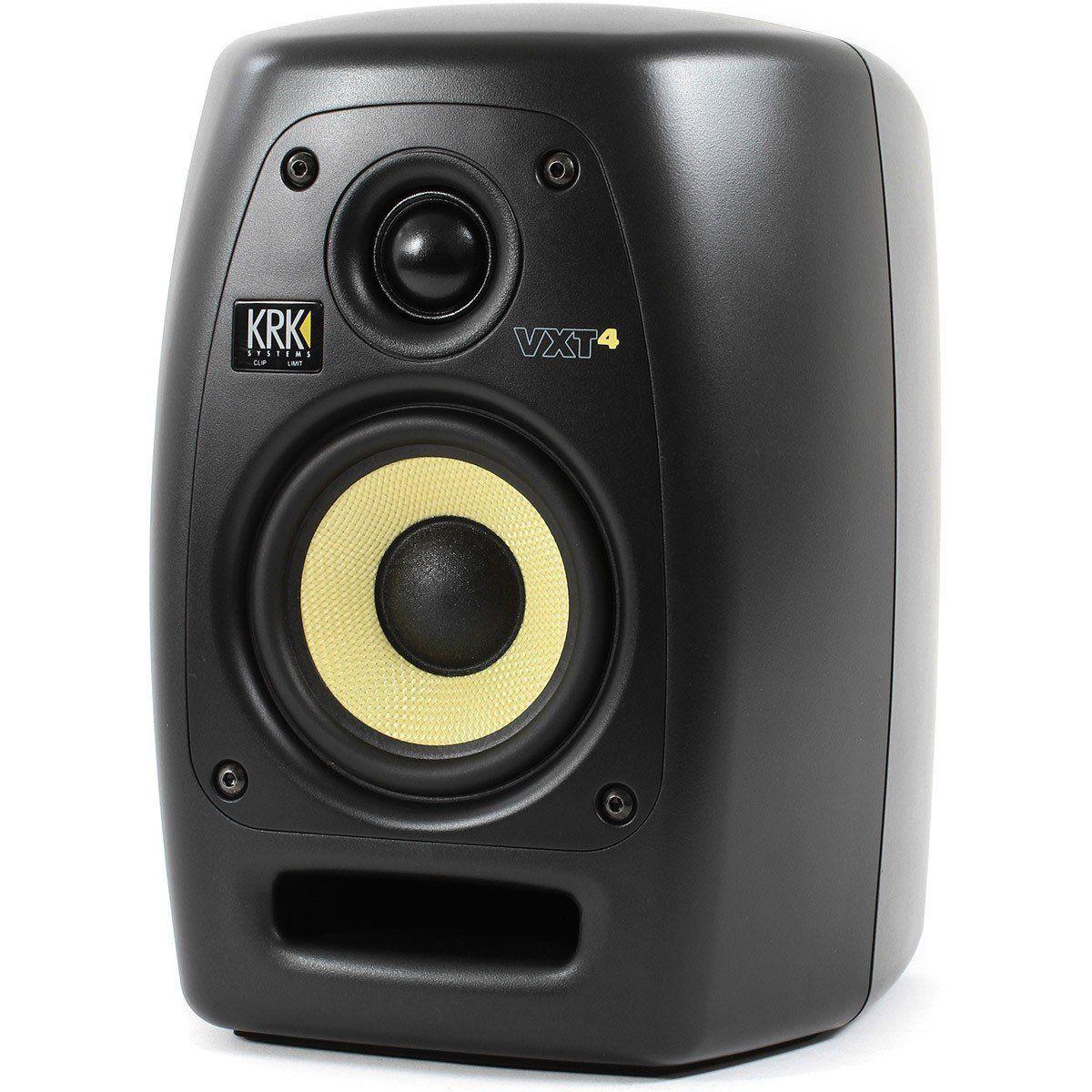 Krk VXT4 Monitor de Áudio Ativo Krk-VXT4 com Potencia de 45W