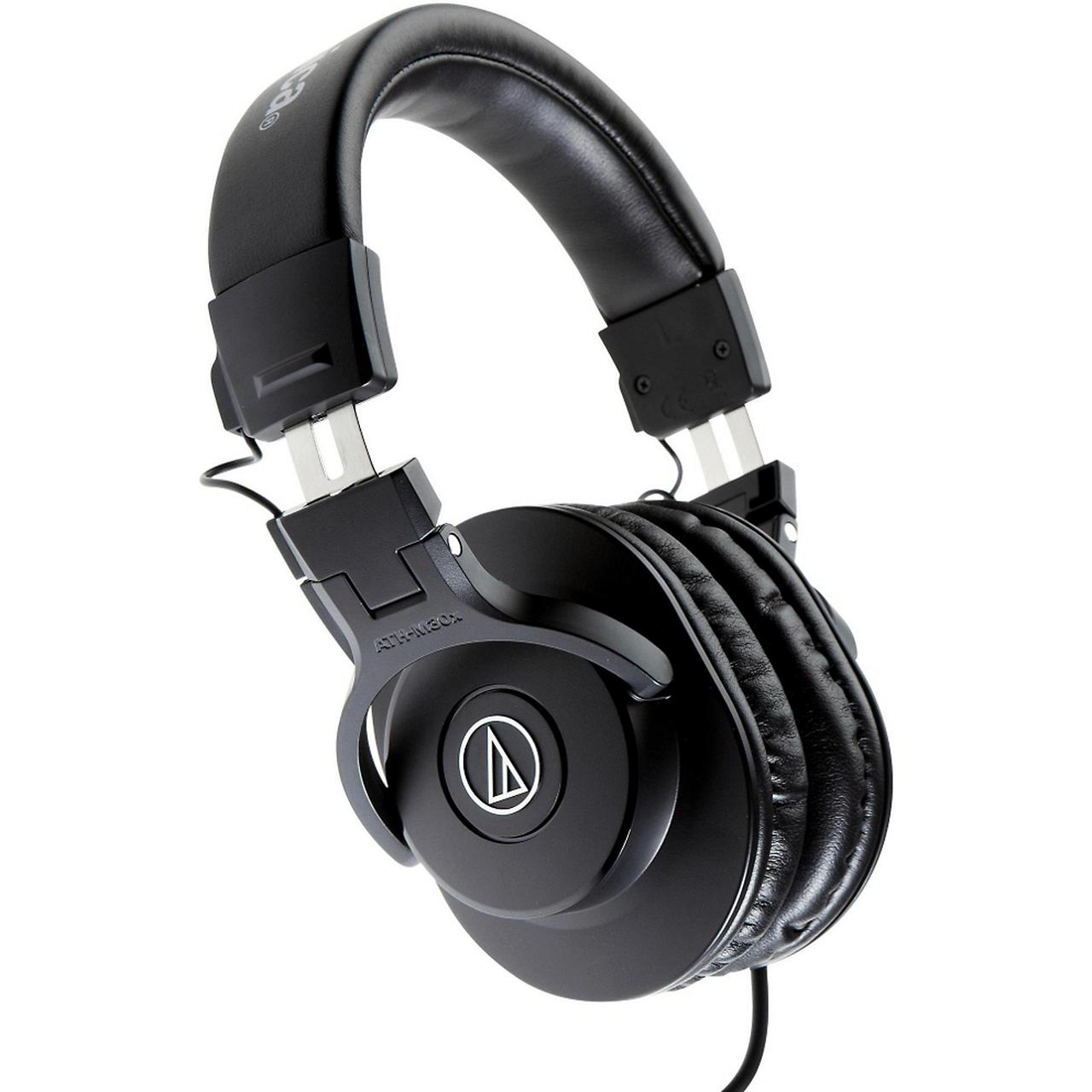 ATH M30X Audio Technica M30x Fone de Ouvido ATH M30X
