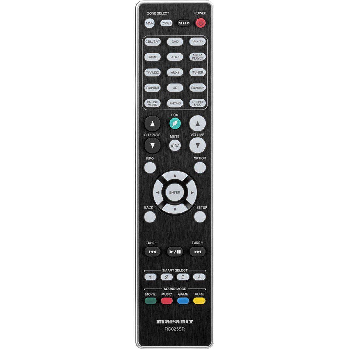 Marantz SR6011 Receiver com 9.2 Canais 4K Wi-fi e Bluetooth