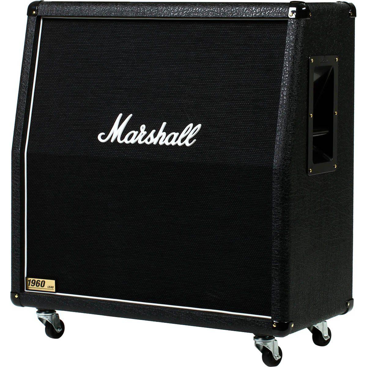 Marshall 1960AV Amplificador com Gabinete Ângulado para Guitarra