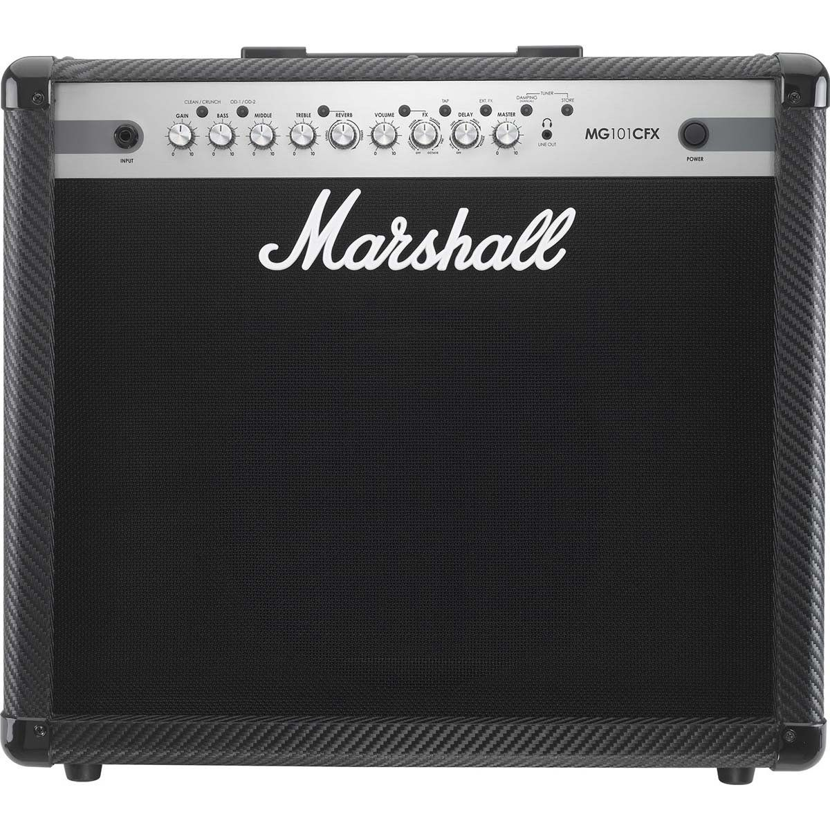 Marshall MG101CFX Amplificador Combo para Guitarra 100w de Potência