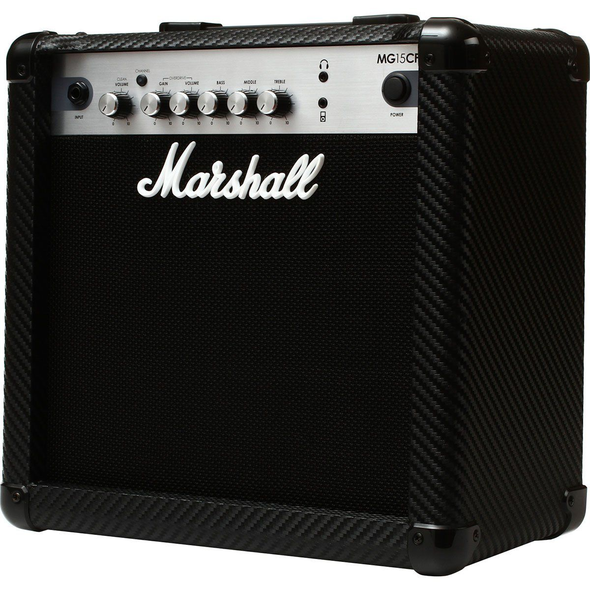 Marshall MG15CF Amplificador Combo para Guitarra 15w de Potência