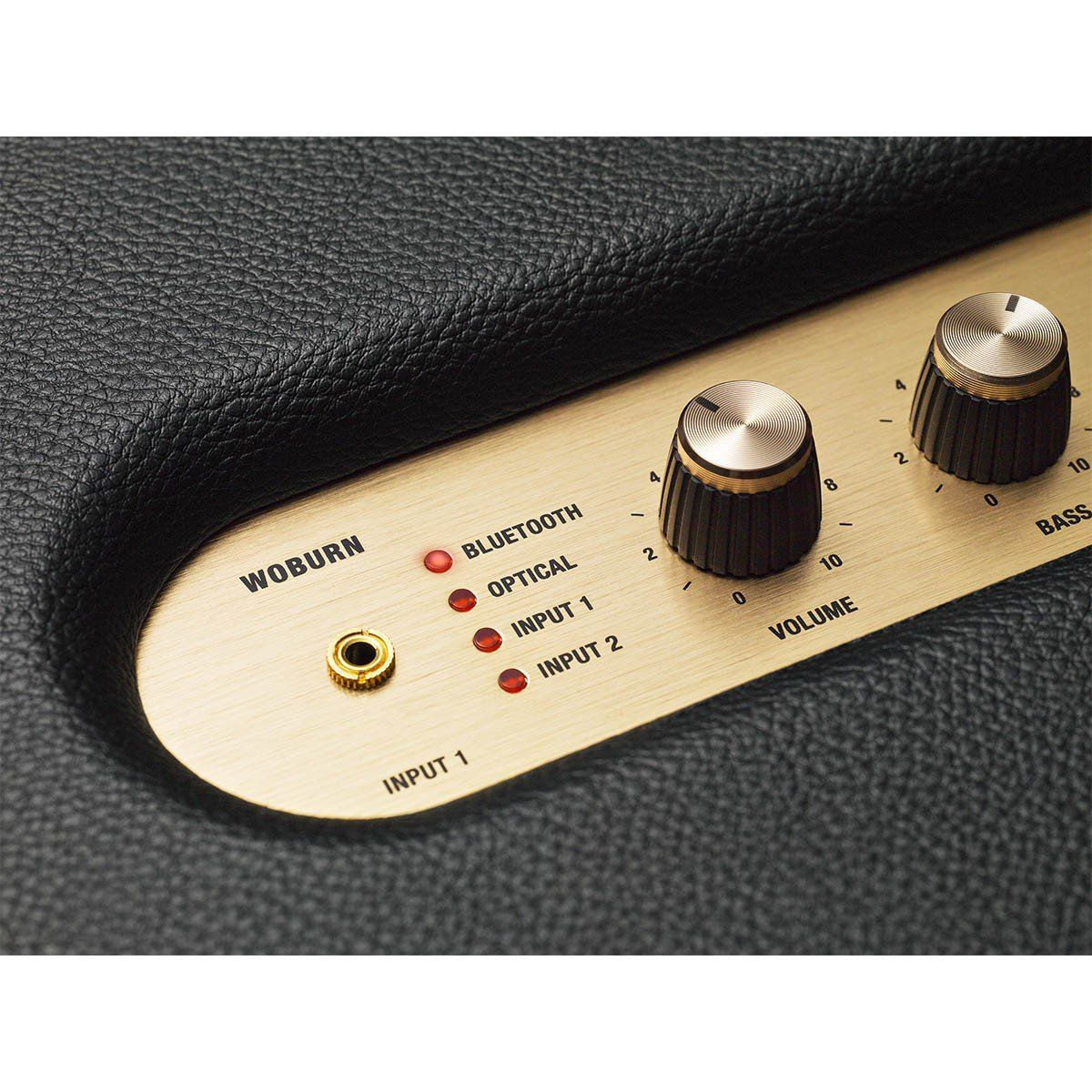 Marshall Woburn Caixa Acústica Ativa com Bluetooth 90w para Audiófilos e Profissionais