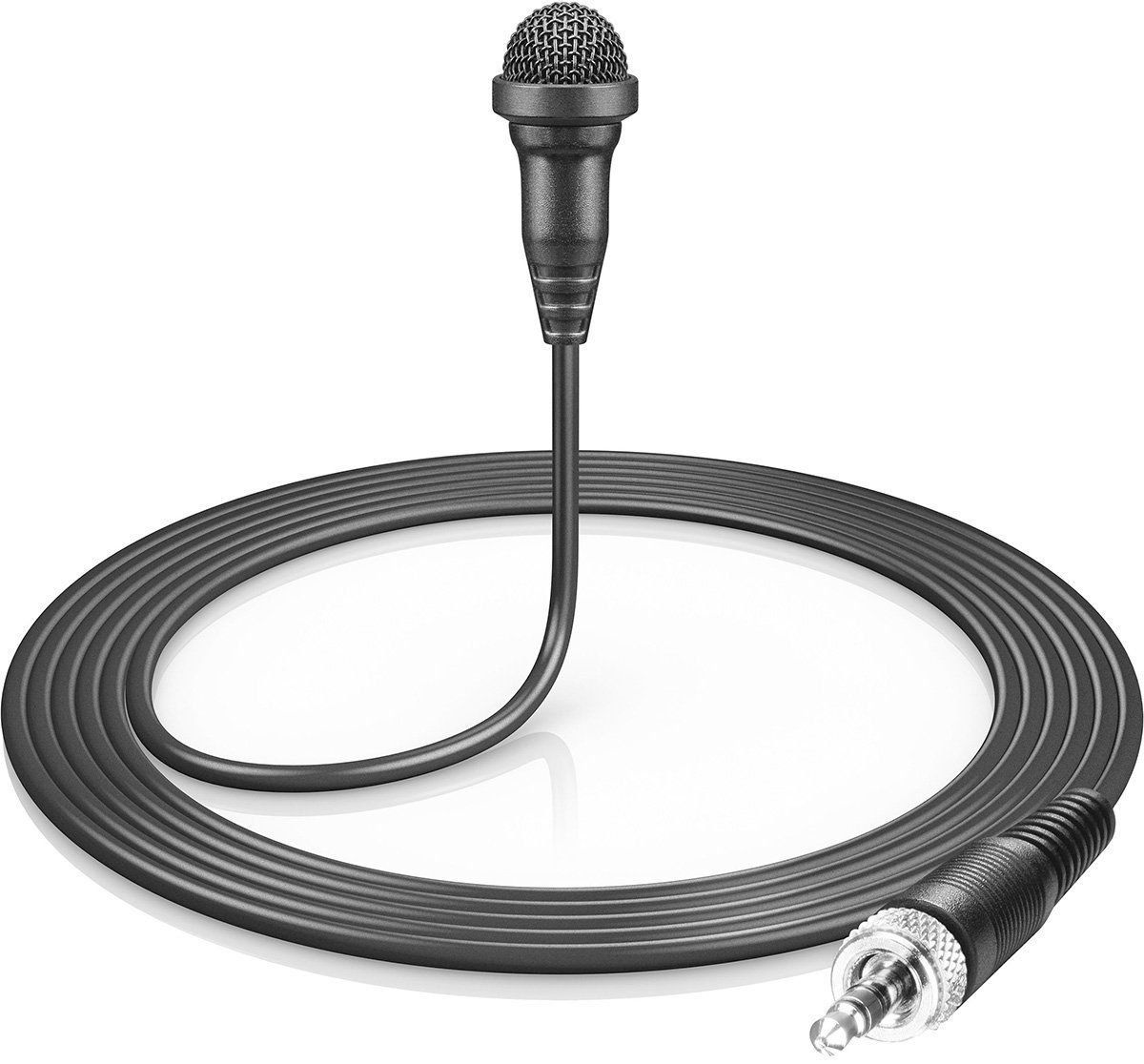 Sennheiser ME2 Microfone omnidirecional Sennheiser ME II de Lapela para Entrevistas