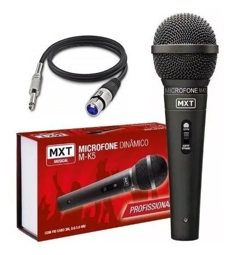 Microfone Dinâmico MXT M K5