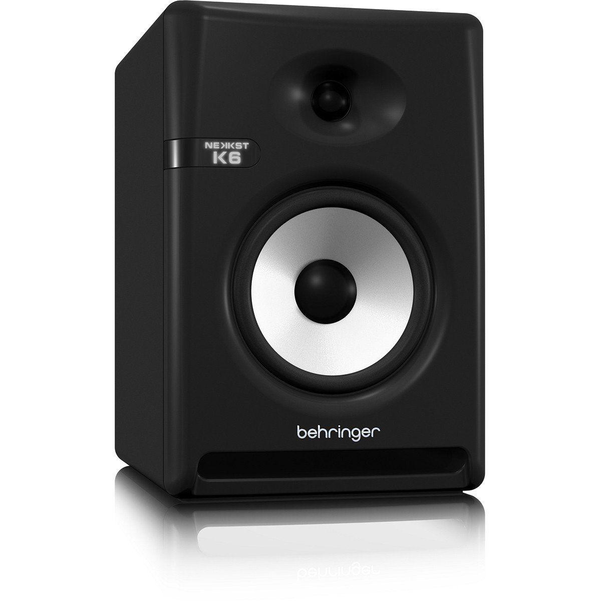 Behringer Nekkst K6 Monitor de Áudio Behringer NekkstK6 de 150W