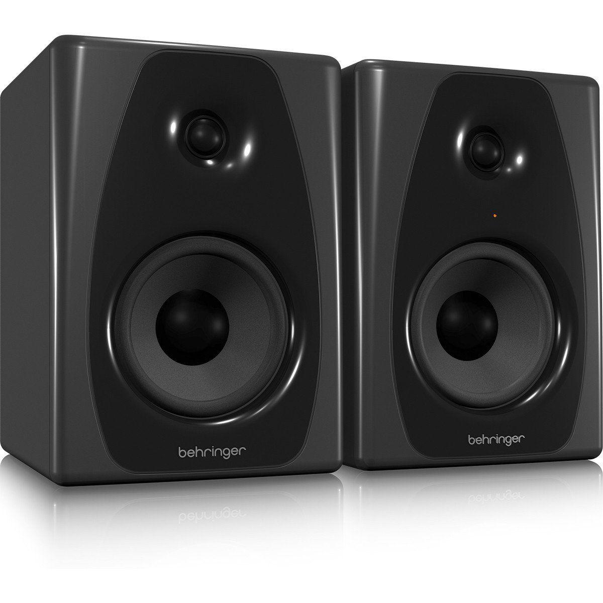 Behringer Studio 50Usb Monitor de Áudio Bi-Volt Behringer Studio 50 Usb para Estúdio