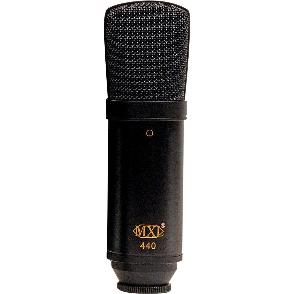 Mxl 440 Microfone Condensador Mxl-440 Ideal para Estúdio