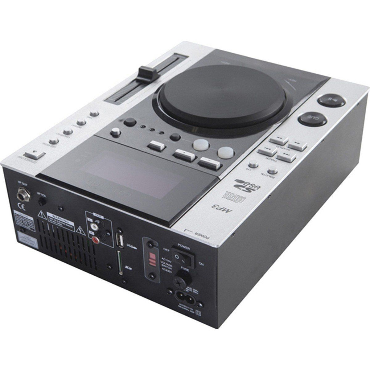Napoli CDJ-3500 Player Mp3 Napoli CDJ3500 Ideal para Djs Iniciantes