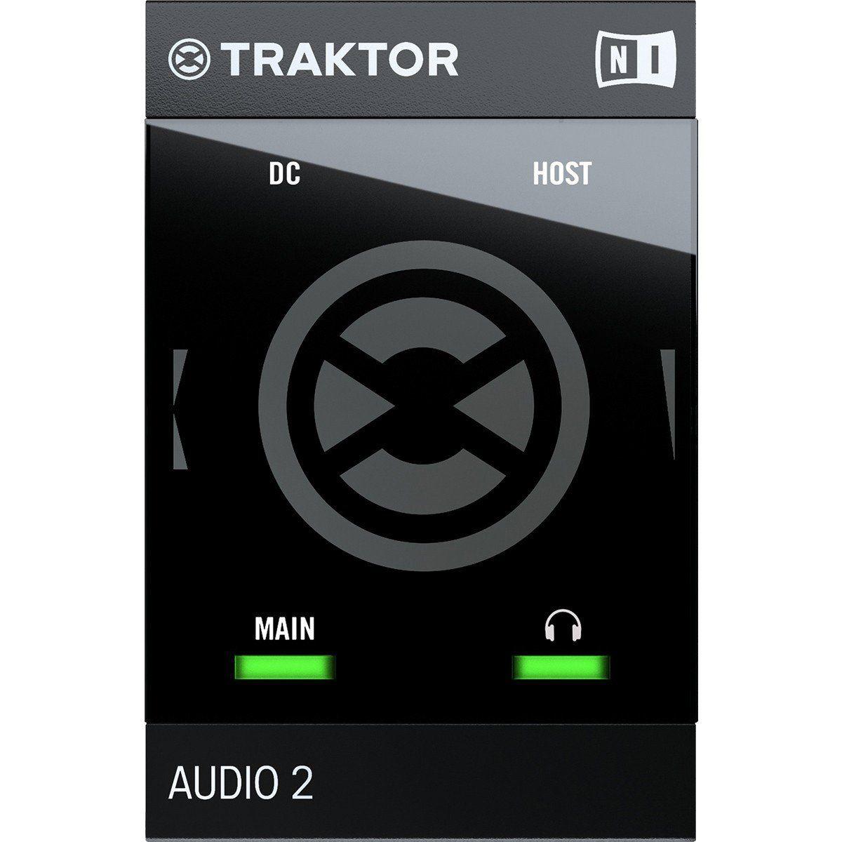 Native Instruments Traktor Audio 2 Interface DVS USB