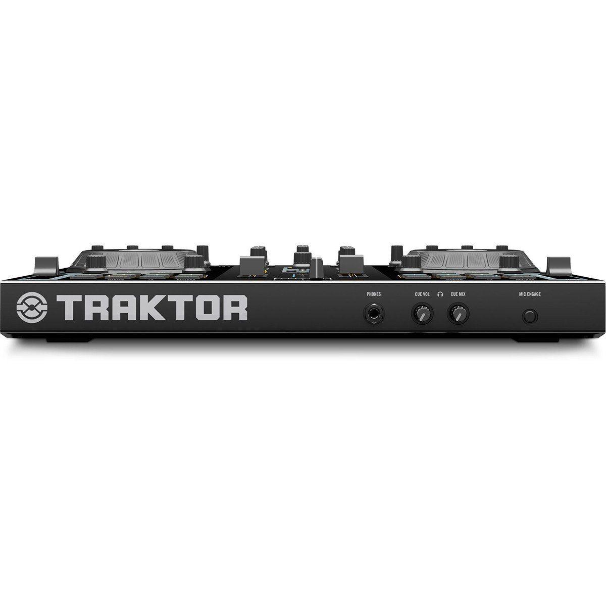 Native Instruments Traktor Kontrol S2 Controladora Dj  2-Decks 2-Canais