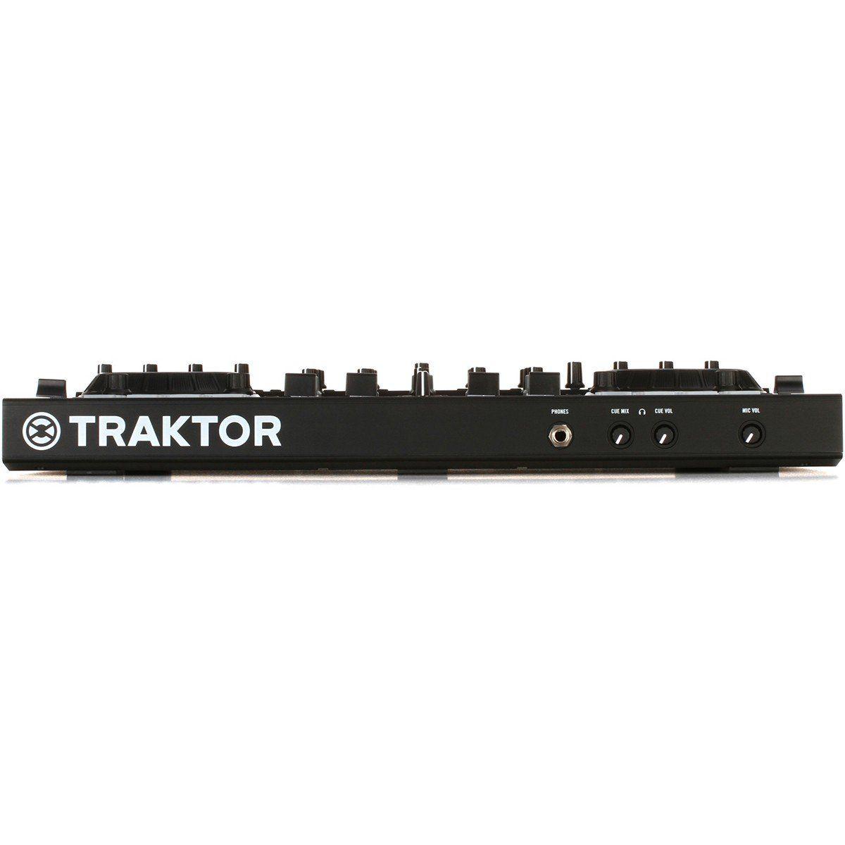 Native Instruments Traktor Kontrol S4 MKII Controladora Dj 4-Decks 4-Canais