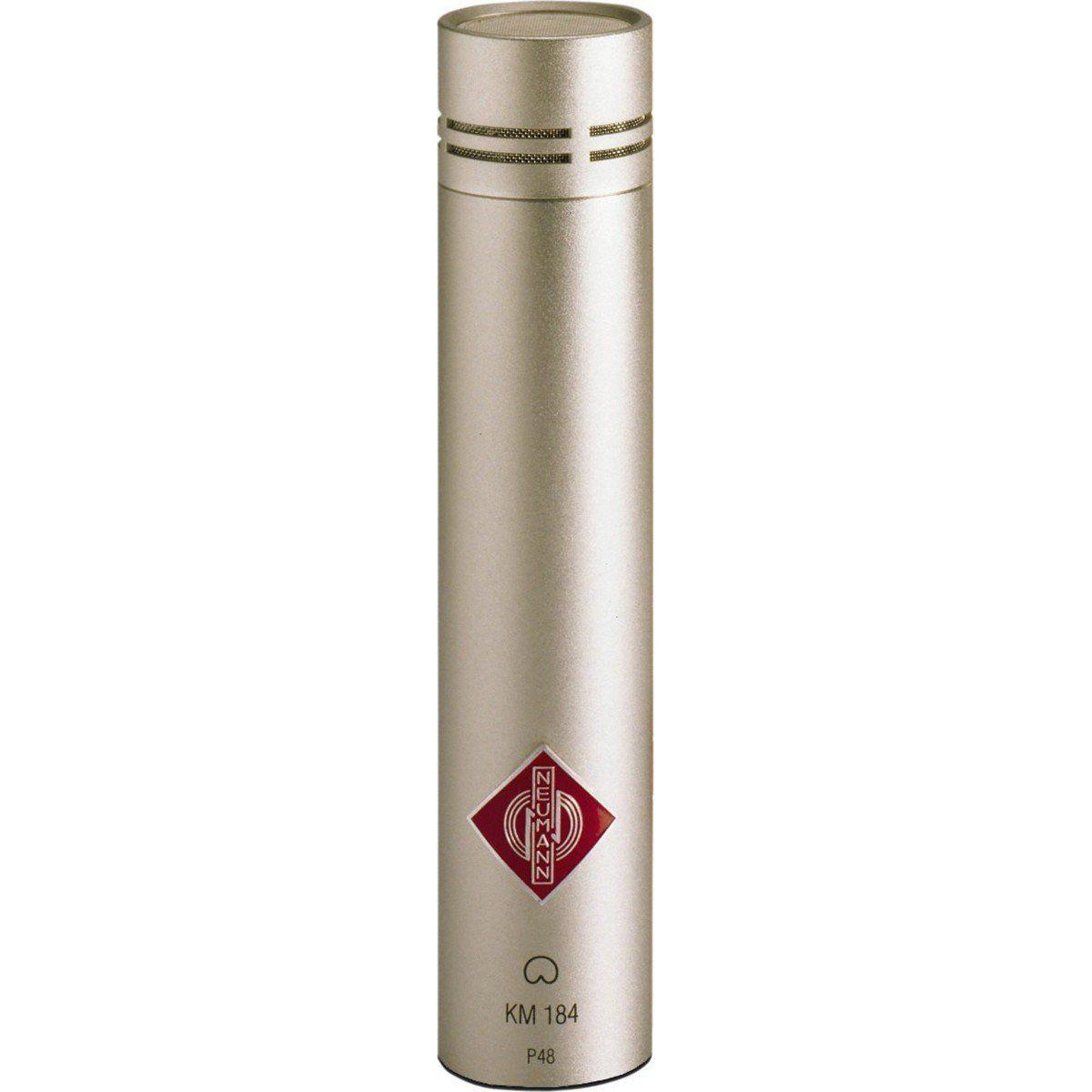 Neumann KM 184 NI Microfone Cardioide Condensador Neumann KM 184-NI Profissional