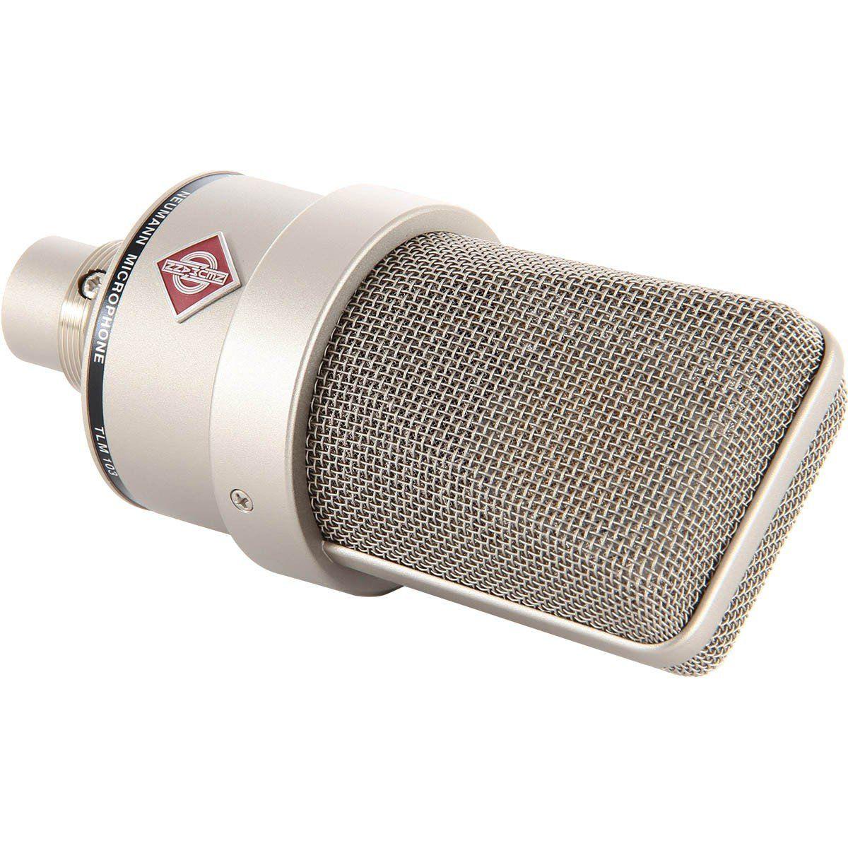 Neumann TLM 103 Microfone Cardioide Condensador Neumann TLM-103 para Estúdio