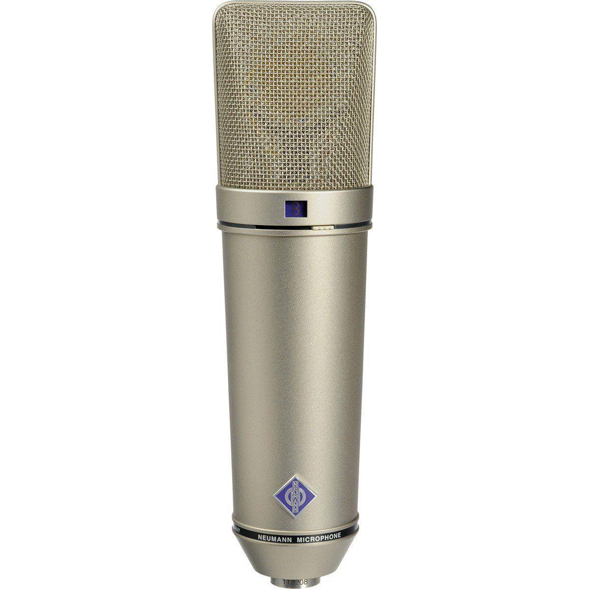 Neumann U87 AI Microfone Condensador Neumann U87-AI Profissional para Estúdio