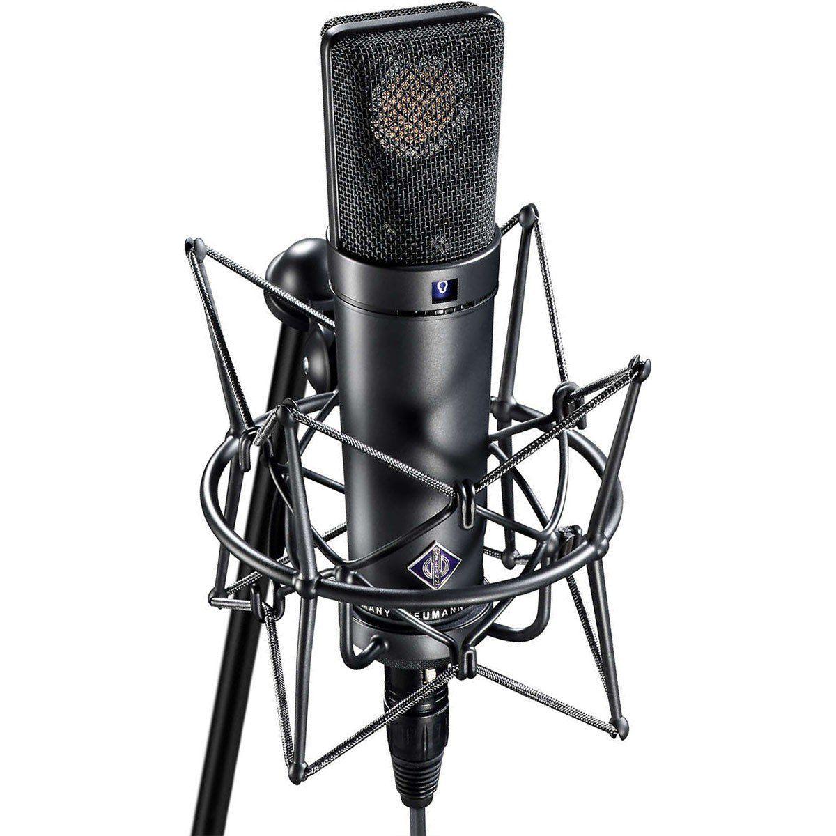 Neumann U89 i Microfone Condensador Neumann U89-i Profissional para Estúdio