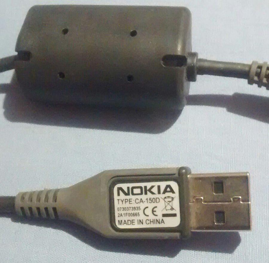 Nokia CA-150D cabo de extensão USB