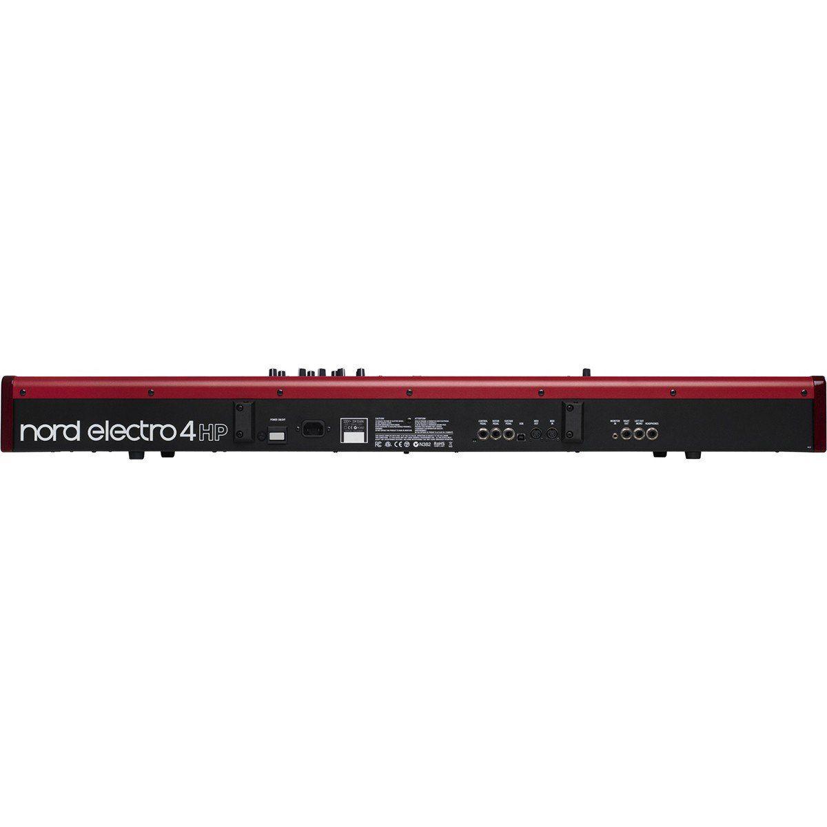 Nord Electro 4HP Teclado Sintetizador Profissional Midi 73 Teclas Semipesadas