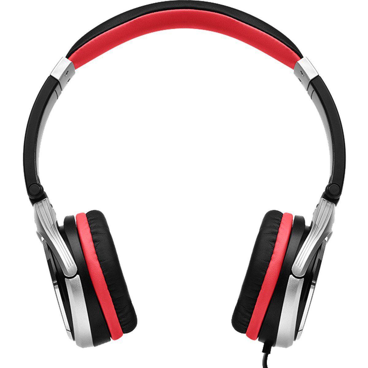 Numark HF-150 Fone de Ouvido HF150 Fechado Profissional Ideal para DJ Driver 40mm