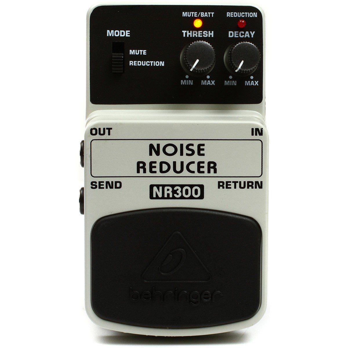 Behringer NR300 Noise Reducer Pedal para Guitarras