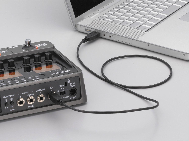 Zoom G3 de Efeitos Pedal para Guitarra Ideal para Gravação e Performance, Fonte Bivolt