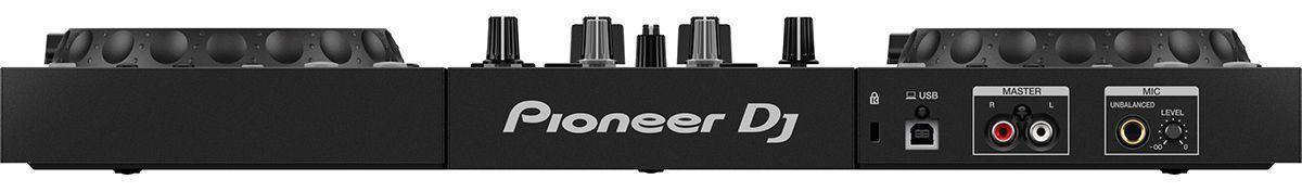 DDJ 400 Pioneer DDJ 400 Controladora Pioneer DDJ 400 2-Canais 2-Decks Rekordbox