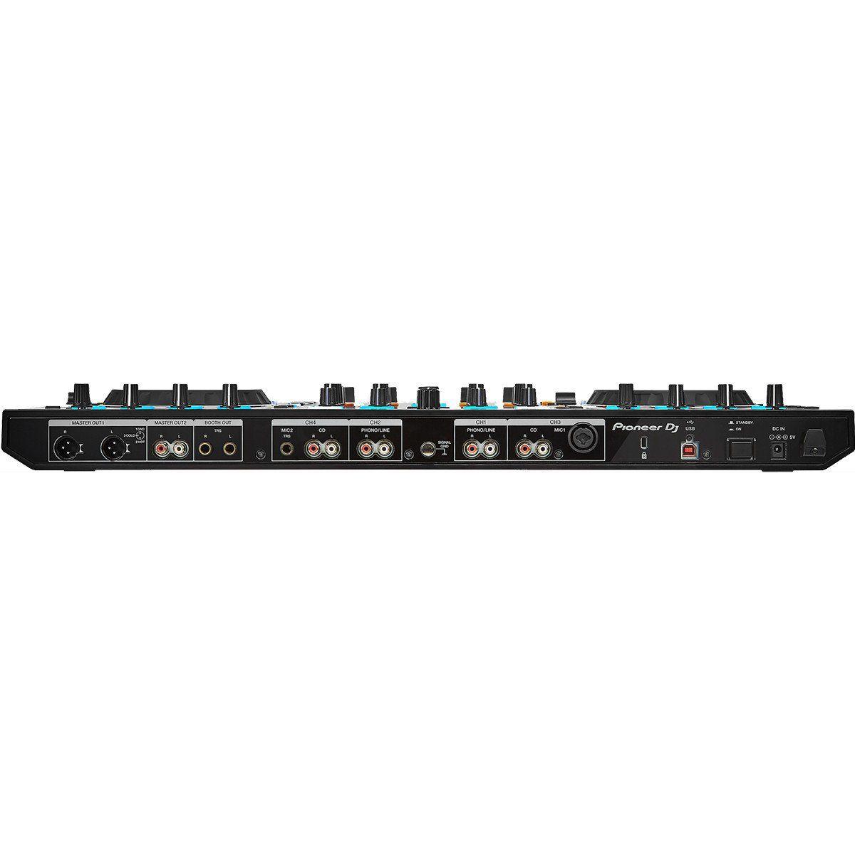 Pioneer DDJ-RX Controladora Dj DDJ RX 4-Canais 2-Decks RekordBox