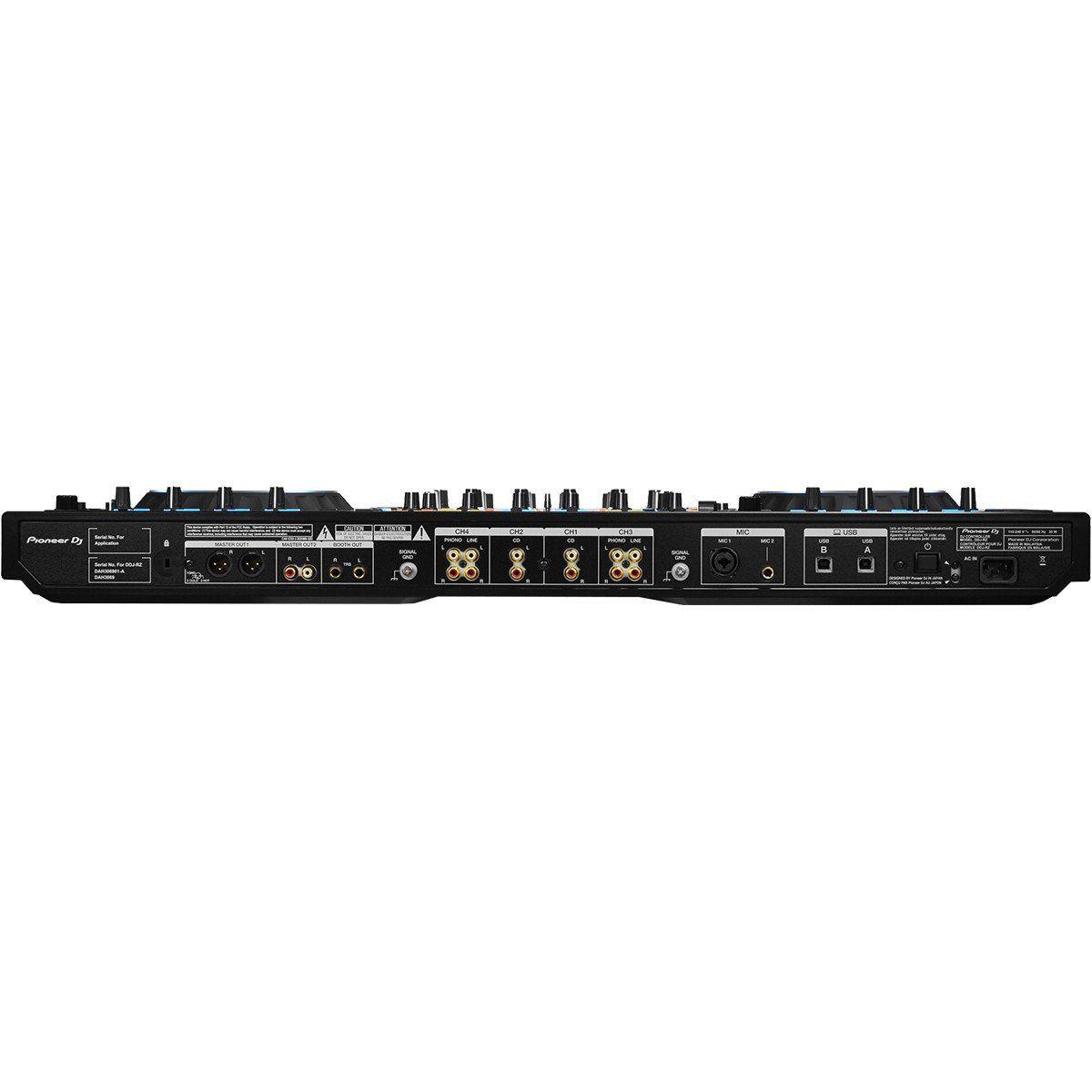 Pioneer DDJ-RZ Controladora Dj DDJ RZ 4-Canais 2-Decks Rekordbox