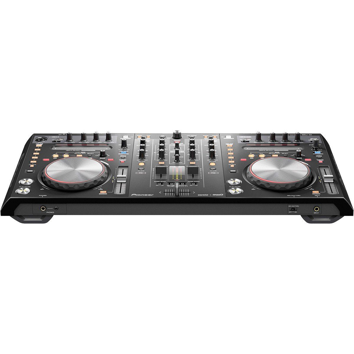 Pioneer DDJ-S1 Controladora DJ DDJ S1 2-Canais 2-Decks Serato